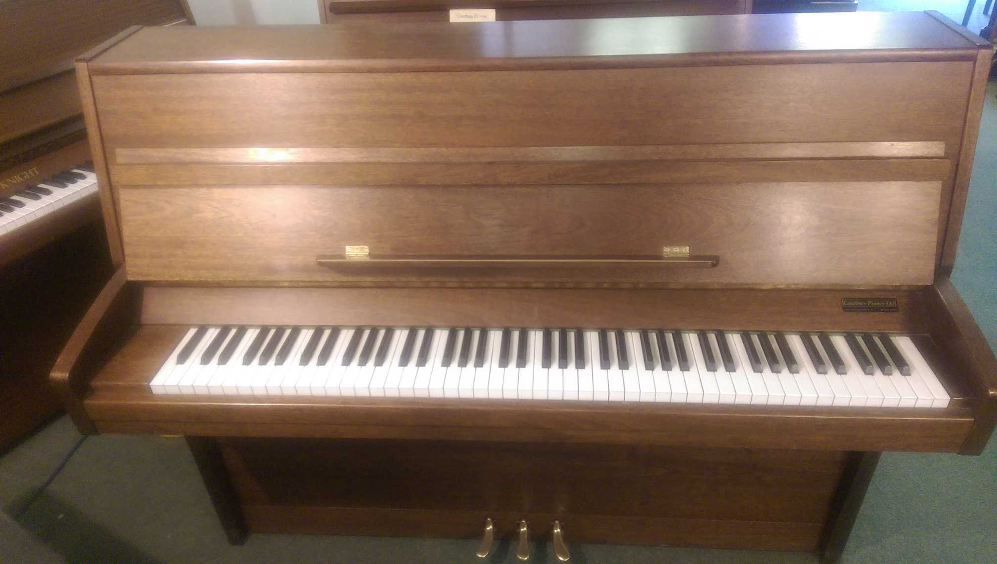 Rippen Upright Piano Belcanto