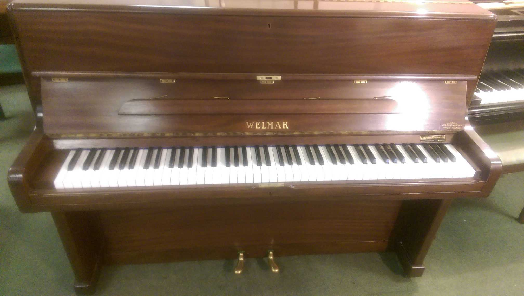 Welmar Upright Piano A2 63011