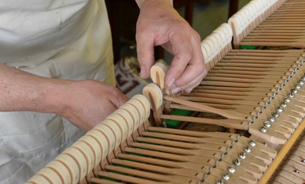 How Much Does Piano Restoration Cost? - Courtney Pianos